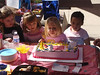 Kendall's 4th Birthday Party, 11-6-11 : I have a good friend, Jill, from back in the day (okay, the early 2000's).  We worked out at the gym during the week and watched football on Sundays.  I'd been to her daughter, Kendall's, first 3 birthdays, and I wasnt going to miss her 4th one either!  Happy Birthday Kendall!!!  The big question was:  Will Kendall cry for the 4th consecutive time when the candles are lit and we sing Happy Birthday???  You'll have to check out the pictures and captions to find out!!! :D