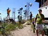 "Mt Elden Lookout Trail, 8-8-09 : I suggested, and got to organize and lead, this hike in east Flagstaff.  It was only about a 5.5 mile hike round trip, but with an elevation gain of approx 2300 fee.  It was an awesome hike, nice challenge, with great people, and perfect weather!  ""Thanks"", to all those that participated!"